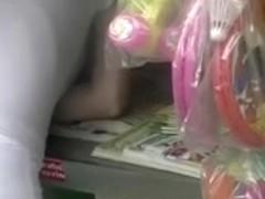 Teen Ass, Ass in tights, Voyeur, oops, dobro dupe - Serbian