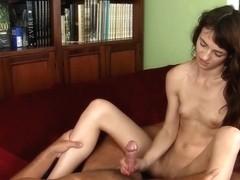 Gemeinsame Masturbation und Handjob