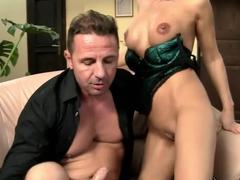 Amazing pornstar Gabrielle Gucci in crazy big tits, mature adult movie