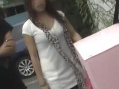 Hottest Japanese girl in Incredible Voyeur JAV clip