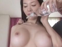 Fabulous Japanese model Mai Izuki in Hottest Blowjob/Fera, Fingering JAV clip