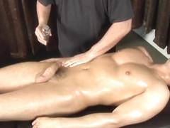 Jake Cruise, Pat Bateman in Massage Series #23: Young Hard and Buffed scene 2 - Bromo