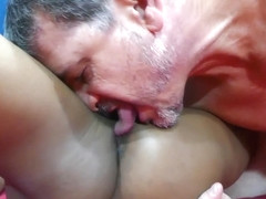 Toe licking daddy rimming pinoys twinks ass