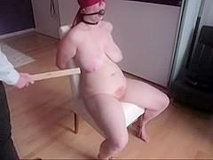 chubby redhead saggy tits