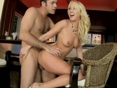 Carla Cox having her boyfriend fuck her hard in her wet pussy