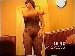 holly wife black body stocking
