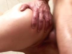 Teen Tasha Exploited In Sensual Shower