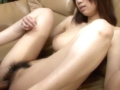 Hottest Japanese girl Fuuka Takanashi in Fabulous JAV uncensored Hairy scene