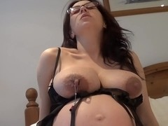 pregnant - Kelly in webcam