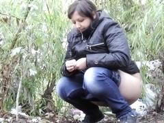 Girls Pissing voyeur video 295