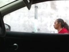 Flashing in my car