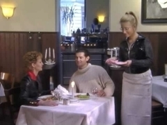 Pleasure in Restaurant