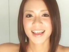 Hottest Japanese whore Kotone Amamiya in Fabulous Blowjob, Fingering JAV movie