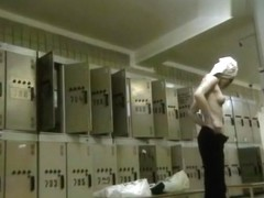 Hidden Camera Video. Dressing Room N 499