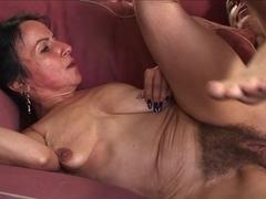 Hottest pornstars Jay Huntington, Nina Swiss in Amazing Grannies, Hairy adult video