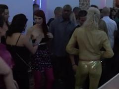 Exotic pornstars Tera Joy, Debbie White and Kitty Salieri in horny interracial, redhead adult movie