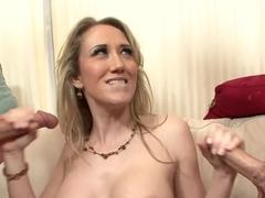 Amazing pornstar Alana Evans in best big tits, facial sex clip