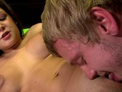 Crazy pornstar Charity Bangs in Exotic Redhead, Tattoos porn clip