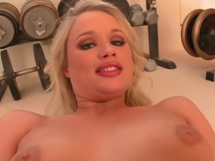 Crazy pornstars Chloe Dash and Heather Starlet in best small tits, facial adult clip