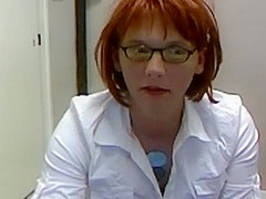 Redhead Tranny Wanking Online