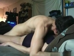 Sexy muži v porno