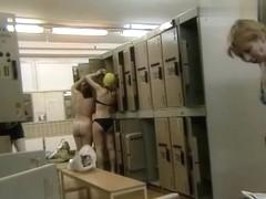 Hidden Camera Video. Dressing Room N 485