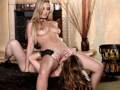 Emily Addison, Sophia Knight in Let's Get It On
