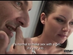 PinkoHD XXX video: Anal And Innocent