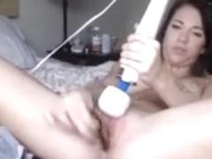 Incredible Webcam movie with Masturbation, Big Tits scenes
