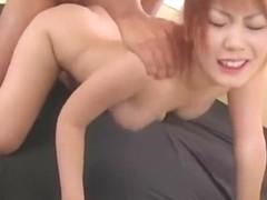 Hottest Japanese girl Aya Yuzuki in Fabulous Cumshots, Doggy Style JAV video
