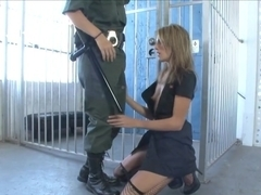 Fabulous pornstars Roxanne Hall and Kara Price in crazy blonde, brazilian adult clip