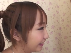 Hottest Japanese chick Sana Anzyu in Fabulous JAV uncensored Blowjob scene