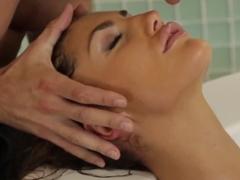 Hottest pornstar August Ames in Best Cumshots, Big Tits porn clip
