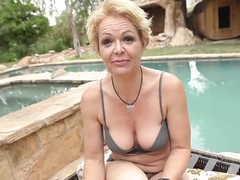 Exotic pornstar Kelly Leigh in incredible milf, cumshots xxx movie