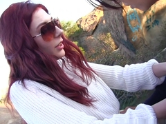 Horny pornstars Ashlyn Molloy, Dana Vespoli in Exotic Cunnilingus, Public adult video