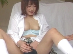 Charming Aizawa Satomi wants stud to give her multiple orgasms - More at hotajp.com
