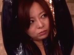 Agent ~ KAORI tits fell in secret prison - woman investigator