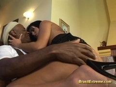 brazilian ass exploded by ### cock