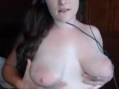 Soft puffy nip girl