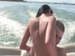 Amazing pornstar Brandy Bates in exotic small tits, brunette porn scene