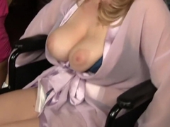 Crazy pornstar Abbey Brooks in incredible blonde, big tits porn scene