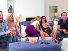 Monique Alexander,Chloe Amour In Game Night