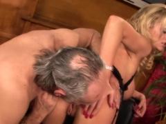 Fabulous pornstar Paige Ashley in amazing blonde, lingerie xxx scene