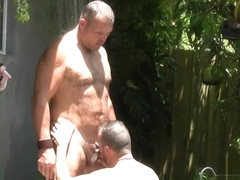 Brock Hart and Steve King Behind-The-Scenes - BearFilms