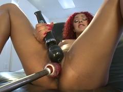 Amazing fetish xxx clip with exotic pornstar Daisy Ducati from Fuckingmachines