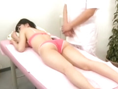 Japan girls tickled