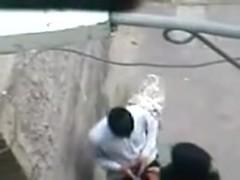 Arab Hijab Housewife Caught Whoring - Voyeur