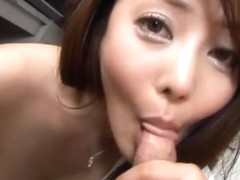 Mei Sawai Japanese sexpot is a teacher