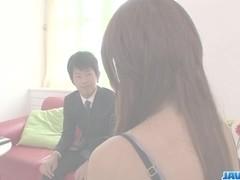 Amazing porn show with sleazy Rosa Kawashima