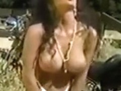 Julie Strain in Hollywood biker chicks (part 2)
